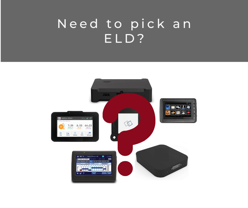 ELD Traps – What To Watch Out For When Picking An ELD Provider