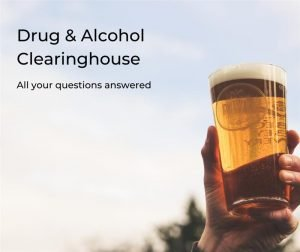 Drug and Alcohol Clearinghouse for Carriers and Drivers